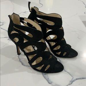 Nine West flora heels